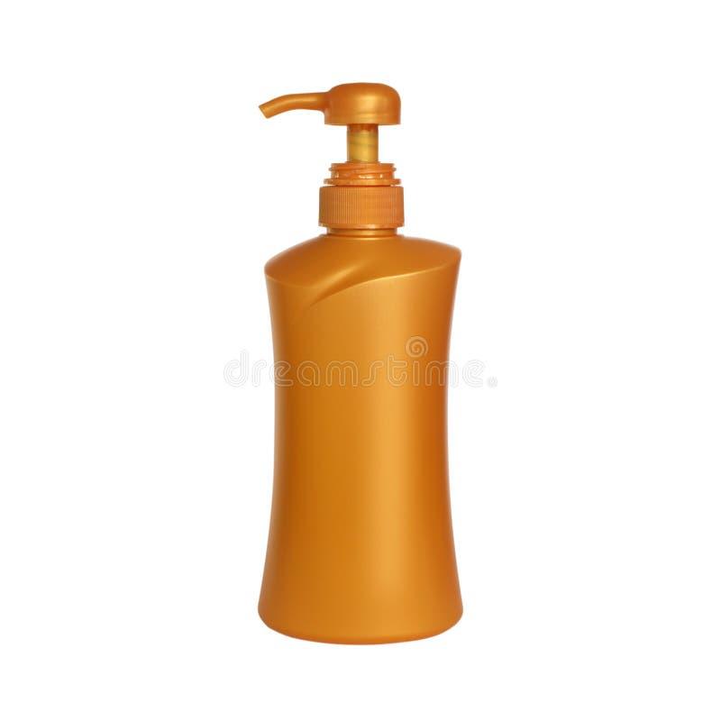 Gel, piany Lub Ciekłego mydła aptekarki pompy klingerytu szpilka, royalty ilustracja