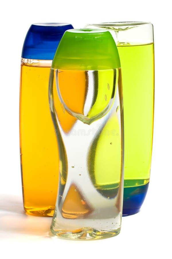gel prysznic zdjęcie royalty free