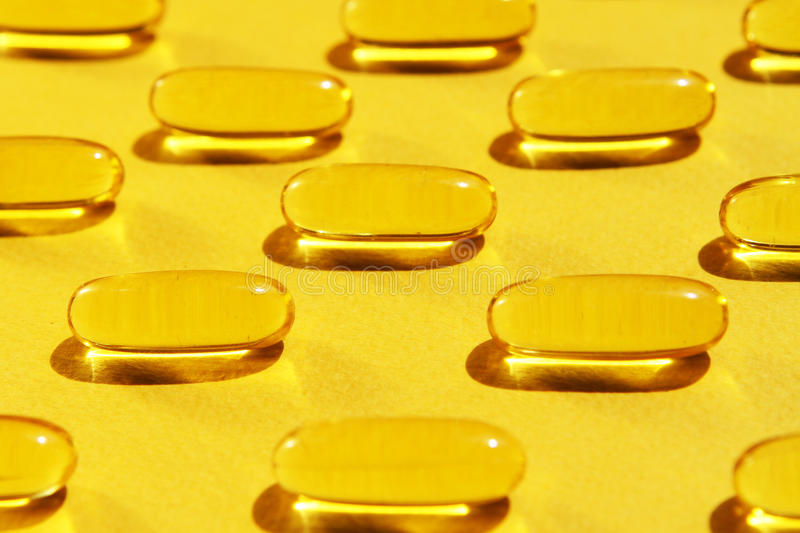 Download Gel Vitamins Royalty Free Stock Images - Image: 26880089