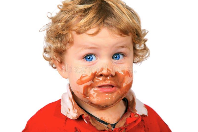 Gelado Yummy! fotos de stock
