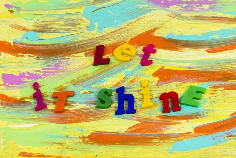 Gelassener glücklicher Plastik des Seelenglanzsonnen-Lichtes lizenzfreies stockfoto