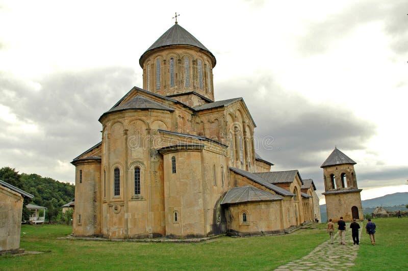 Gelati, монастырь девственницы, Kutaisi, Georgia стоковое изображение