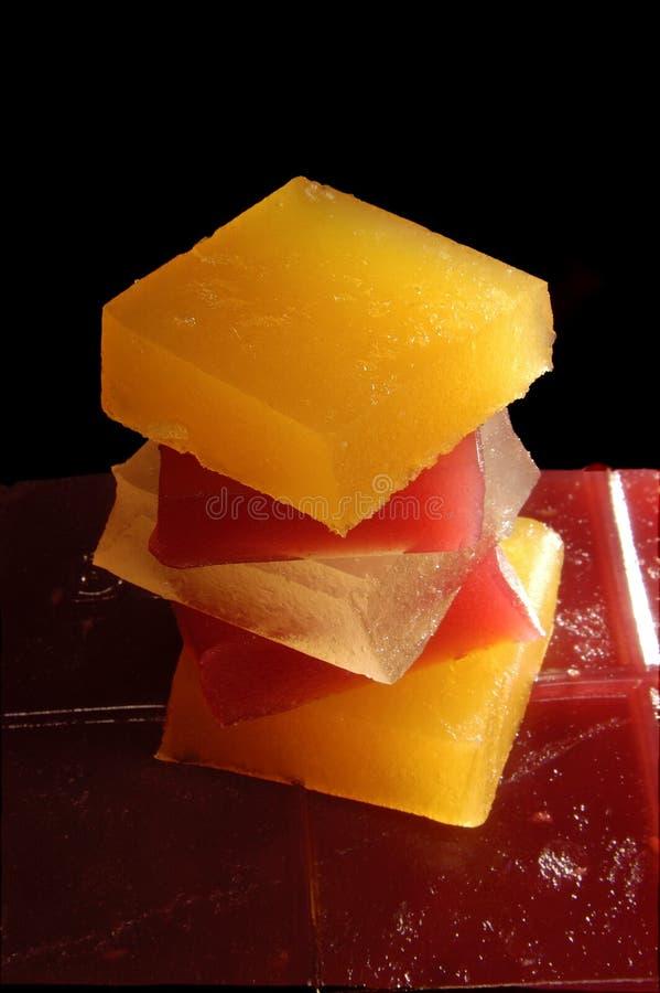 gelatin lizenzfreies stockfoto