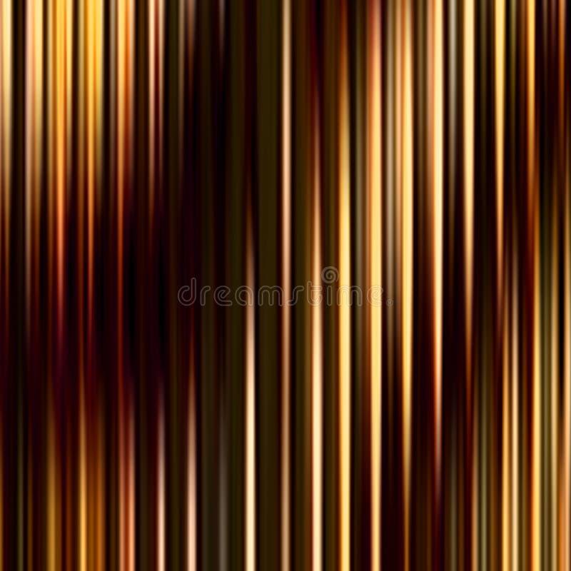 Gelb Stripes Hintergrund Stockfotos