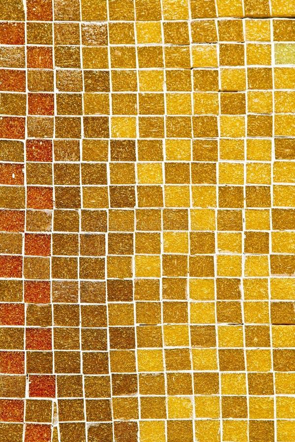 Goldfliesen stockbild Bild von muster gold fliese