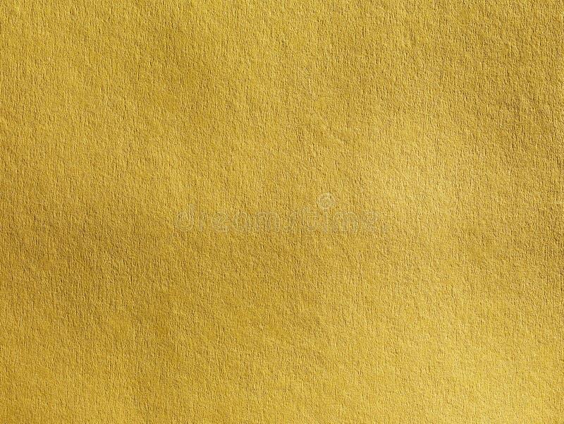Gelbe Papierbeschaffenheit 1 lizenzfreie stockbilder
