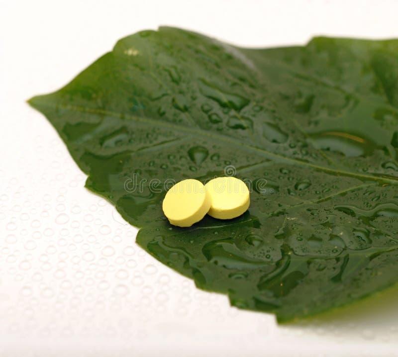Gelbe Pille
