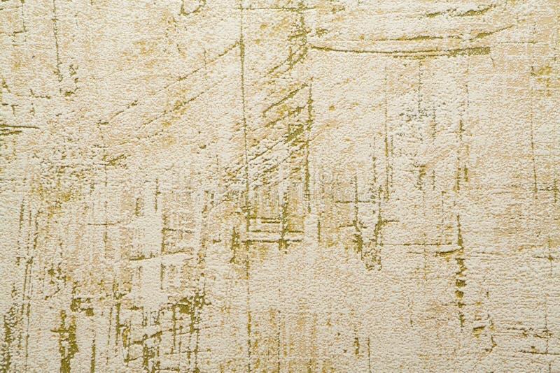 gelbe tapete stockbild bild von druck dekoration decorate 7733121. Black Bedroom Furniture Sets. Home Design Ideas