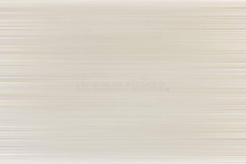 Gelber abstrakter Hintergrund mit horizontalen Linien für Natur vektor abbildung