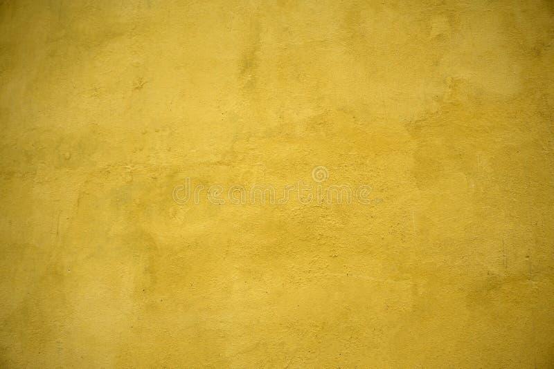 Gelber voller antiker Beschaffenheitshintergrund des Buntglases lizenzfreie stockfotos
