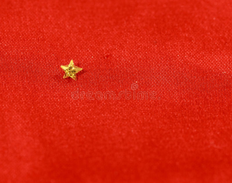 Gelber zitronengelber Diamant in Form eines Sternes stockfotos