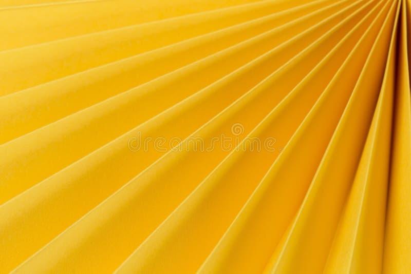 Gelbes Papier stockbilder