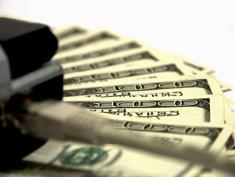 Geld stock afbeeldingen