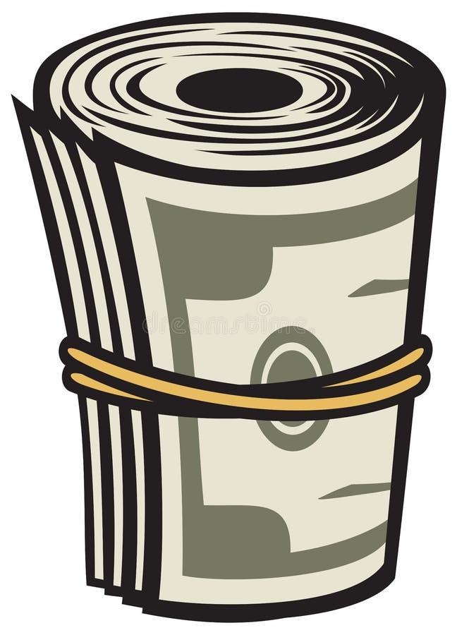 Download Geld vektor abbildung. Illustration von fluß, bilden - 26367828