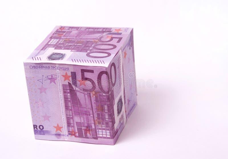 Geld 500 EURO lizenzfreie stockbilder