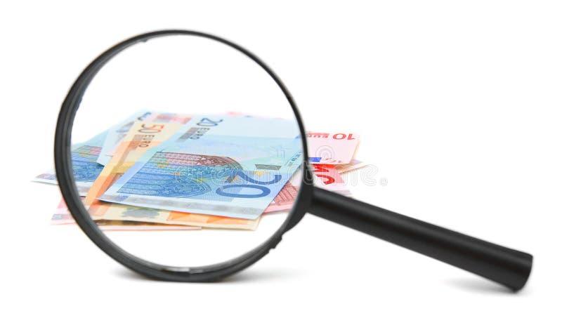 Geld en financiën. stock fotografie
