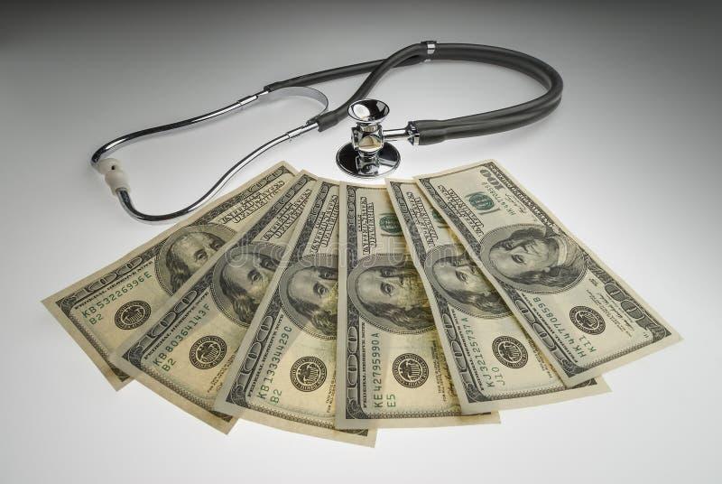 De Kosten Van Gezondheidszorg Stock Afbeeldingen