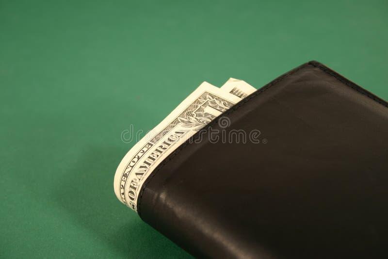 Download Geld-Fonds III stockfoto. Bild von bargeld, leder, geld - 31766