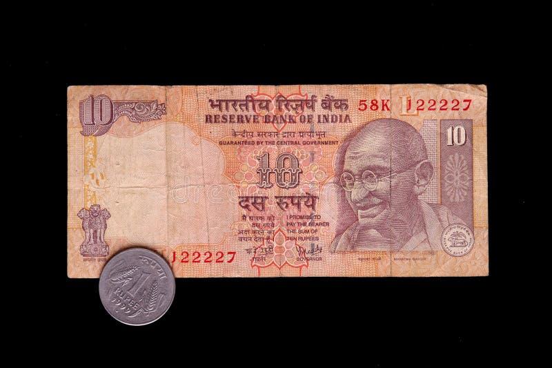 Geld Indien lizenzfreie stockfotos