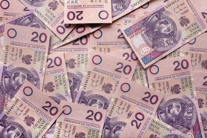 Geld-Stapel stockfoto