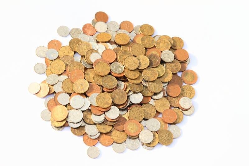 Geld - Tsjechische kronen royalty-vrije stock foto