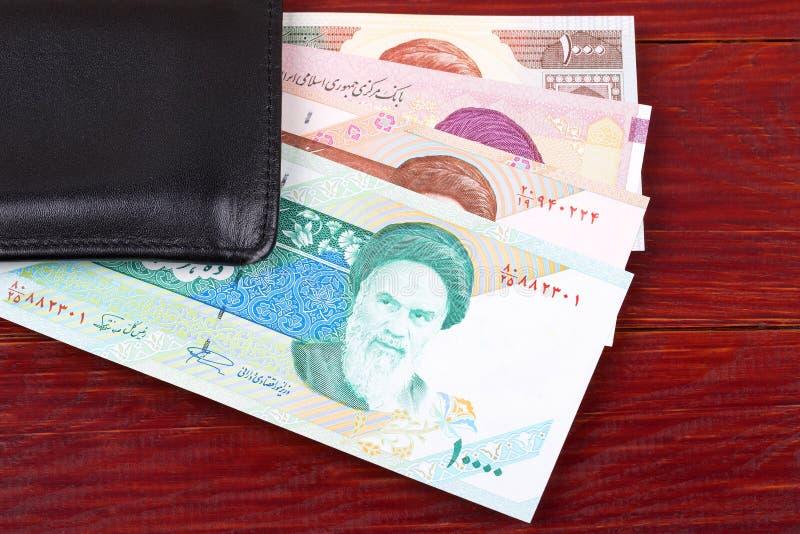 Geld van Iran in de zwarte portefeuille
