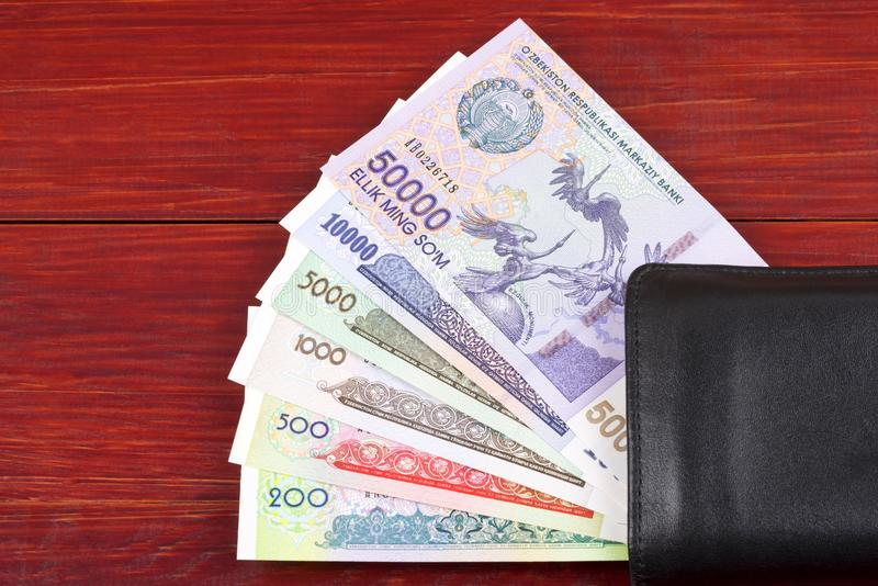 Geld van Oezbekistan