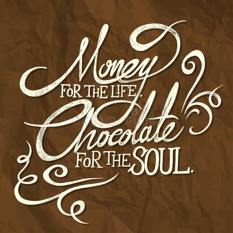 Citaten Voor Geld : Geld voor het leven chocolade ziel uitdrukking