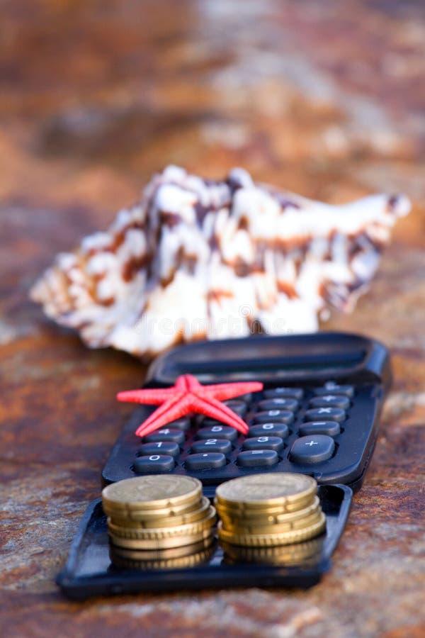 Geld voor reis 5 royalty-vrije stock fotografie