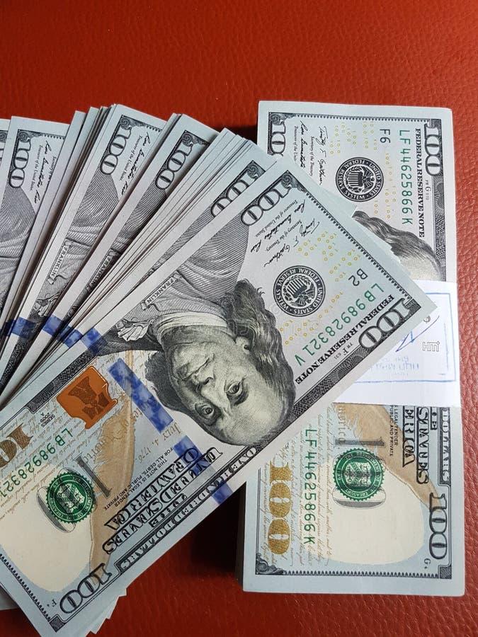Geld-Weltwährung US nationale stockfotos
