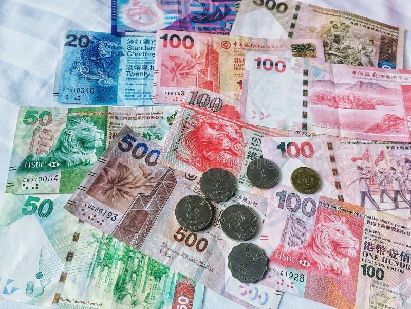 Geldbargeld lizenzfreies stockbild