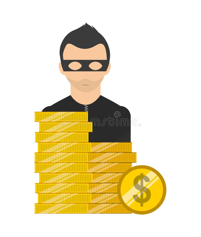 Geldconceptontwerp vector illustratie