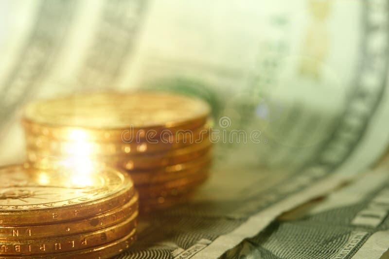 Geldnahaufnahme lizenzfreie stockfotografie