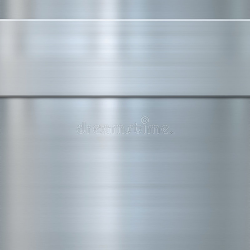 Geldstrafe aufgetragenes Stahlmetall lizenzfreie abbildung