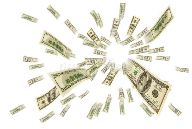 Geldvoorraad. royalty-vrije stock foto