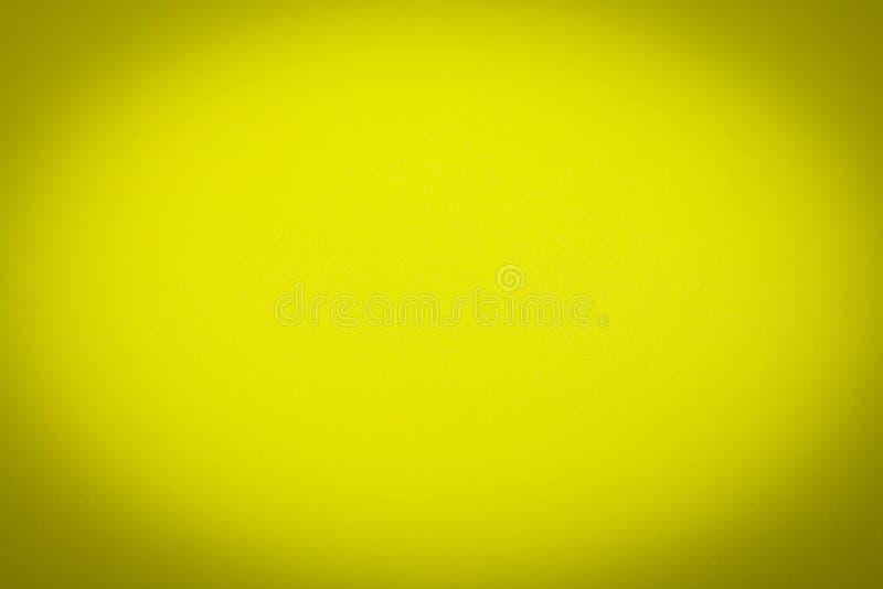 Gele achtergrond stock foto