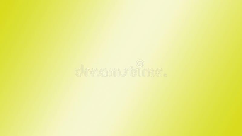 Gele achtergrond en vaag wit stock foto