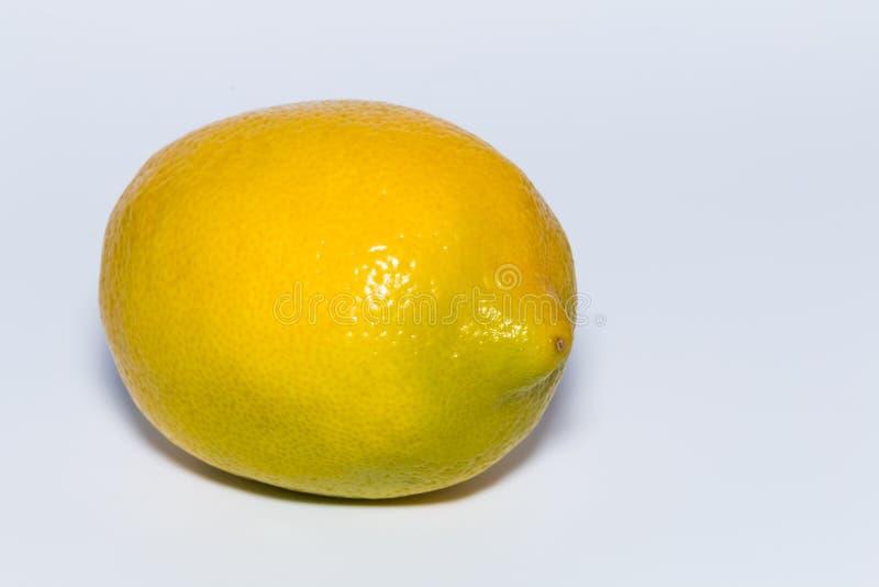 Gele citroen royalty-vrije stock afbeelding