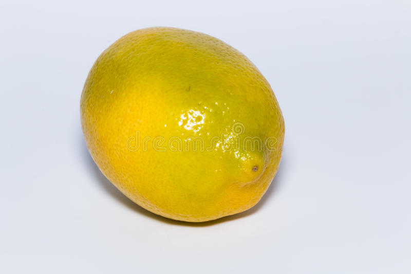 Gele citroen royalty-vrije stock fotografie