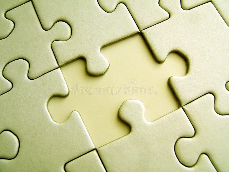 Gele figuurzaag stock afbeelding