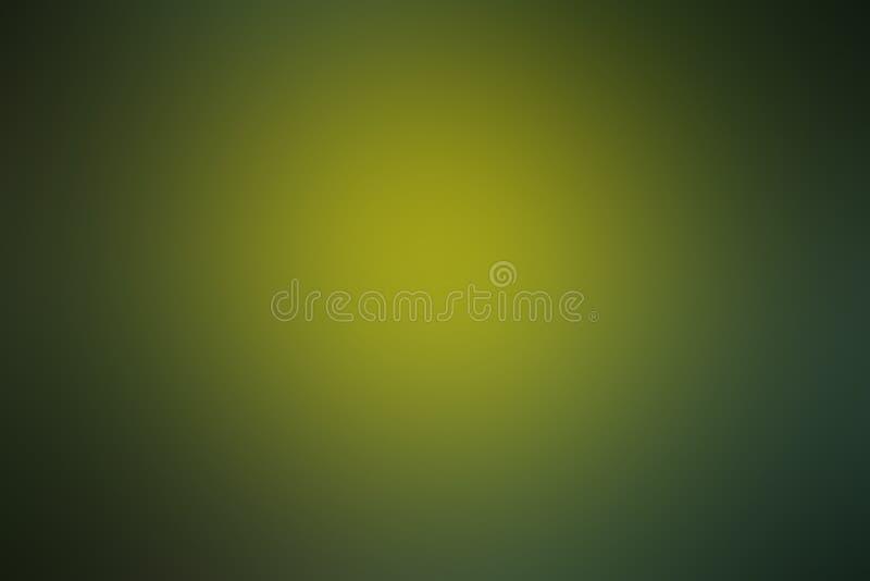 Gele gecentreerde glans royalty-vrije stock foto's