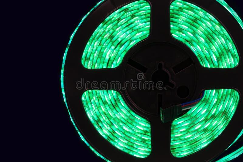 Geleid Licht stock afbeelding