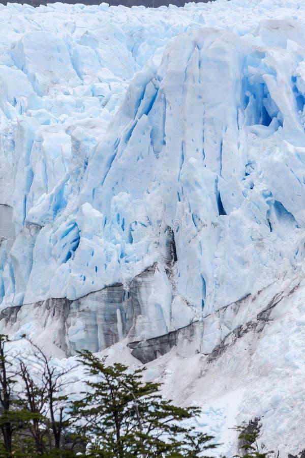 Geleira Argentina de Perito Moreno foto de stock royalty free