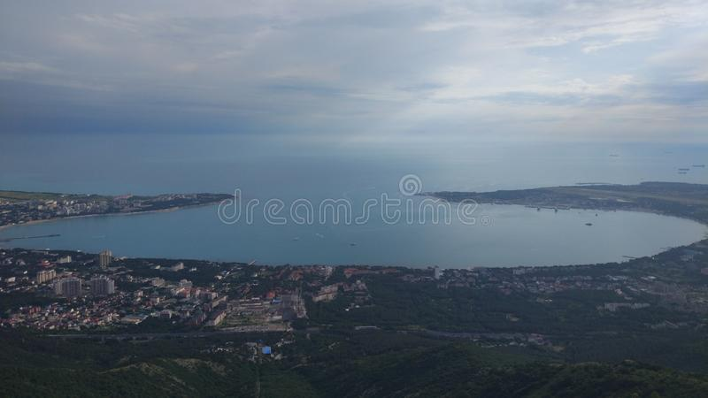 Gelendzhik royalty free stock photos