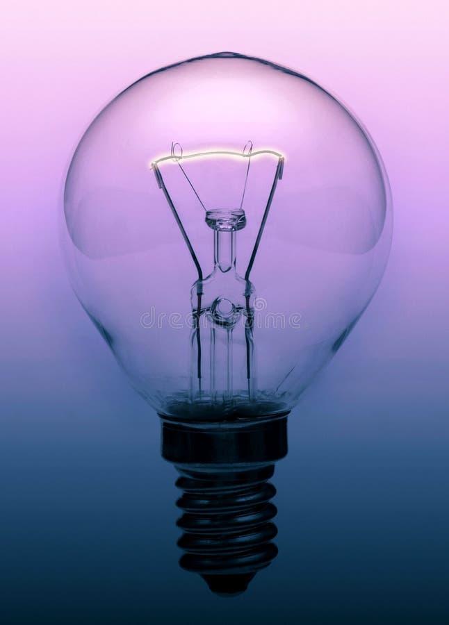 Geleuchteter Fühler stockbild