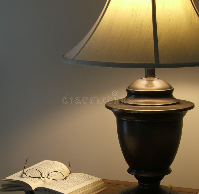 Gelezen Groot (in kleur) royalty-vrije stock afbeeldingen