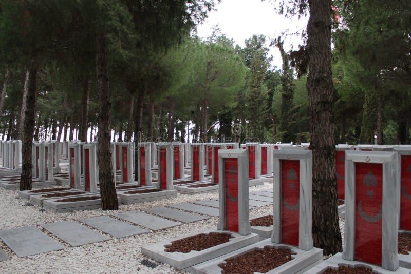 Gelibolu martyrdom moment. Çanakkale Gelibolu martyrdom memorial moment stock photography