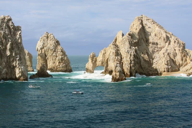 Geliebt-Insel Los Cabos stockbilder