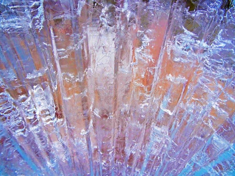 Download Gelo Colorido Abstraia A Textura Do Gelo Imagem de Stock - Imagem de macro, naughty: 107528711