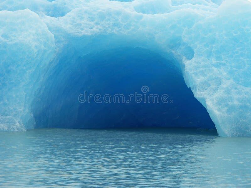 Gelo de flutuação fotografia de stock royalty free